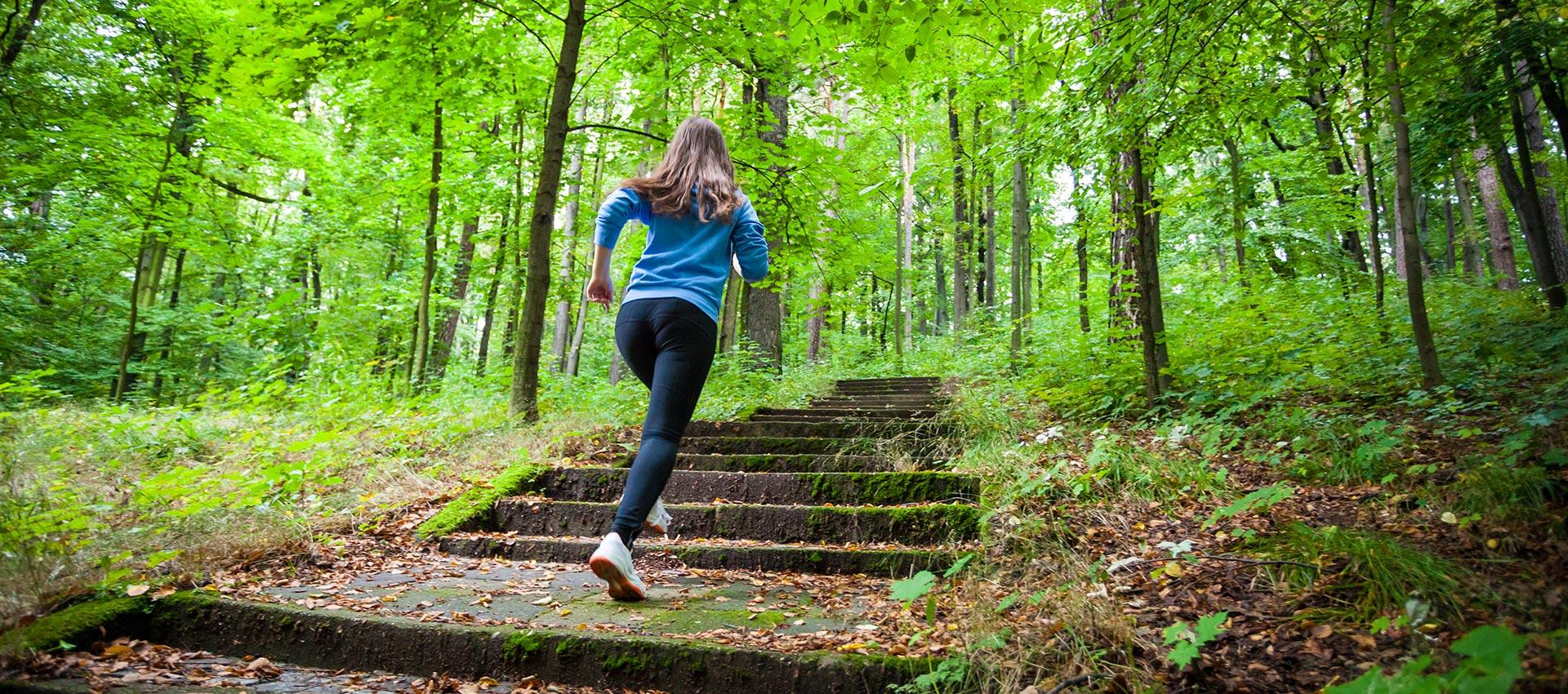 Löpning i vardagen